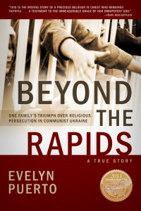 Book cover of Beyond the Rapids