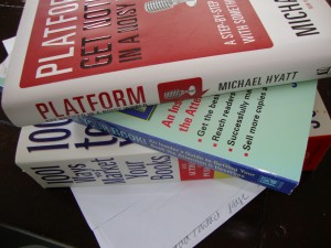 Books about book marketing