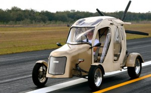 The Maverick Flying Car