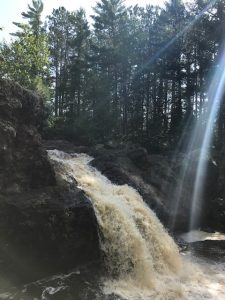 Waterfall, Amicon Park